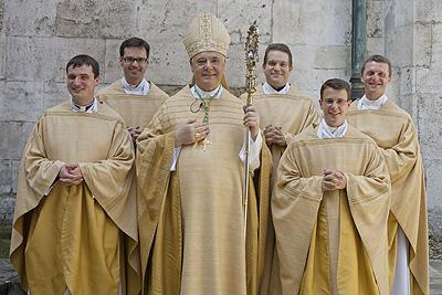 Priesterweihe 2012 Dom St. Peter Foto: altrofoto.de