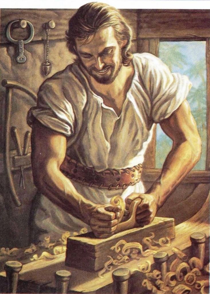Jesus fue carpintero de profesion