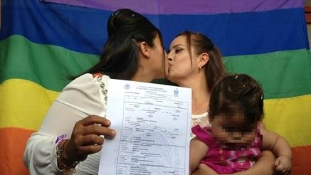 Negativos al matrimonio gay