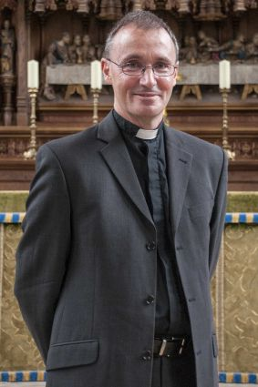 Bishop of Grantham reveals he is gay