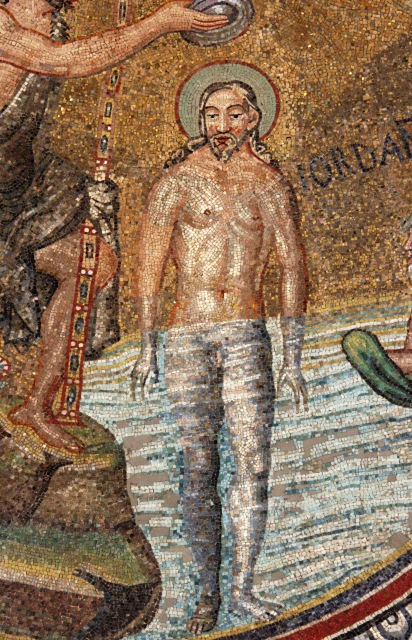 2754-neonian-baptistery-ravenna-dome-mosaic-baptism-christ-detail