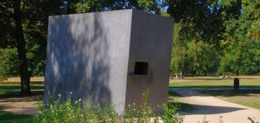 Resultado de imagen para monumento homosexuales alemania