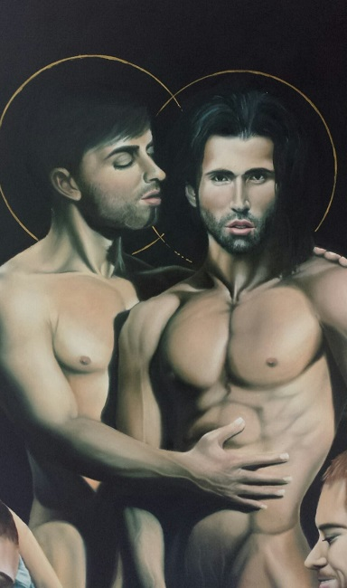 Netflix blasted for gay jesus in brazilian parody christmas special, the first temptation of christ