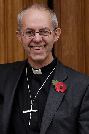 Justin Welby Appointed As The New Archbishop Of Canterbury