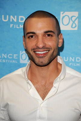 "Actor Haaz Sleiman attends a screening of ""The Visitor"" at Eccles Theatre during the 2008 Sundance Film Festival on January 23, 2008 in Park City, Utah. 2008 Sundance Film Festival - ""The Visitor"" Premiere Eccles Theatre Park City, UT United States January 23, 2008 Photo by George Pimentel/WireImage.com To license this image (15338783), contact WireImage.com"