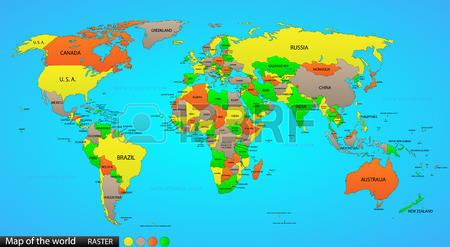 29029504-pol-tica-mapa-del-mundo-sobre-fondo-azul-marino-con-todos-los-estados-etiquetados-y-seleccionar-la-e