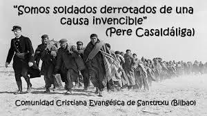 Cristianos Gays » Soldados derrotados de una causa invencible: Pedro  Casaldáliga