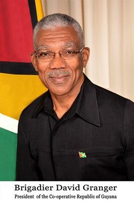 guyana_president-david-granger-profile