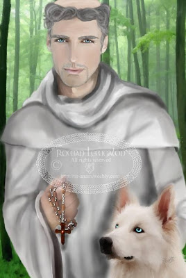 bernard-of-clairvaux-by-rowan-lewgalon