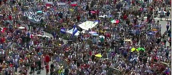 fieles-reclaman-paz-para-nicaragua
