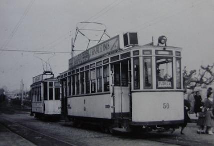 tranvias-de-vigo-coche-no-50-en-la-linea-de-florida-c-1950