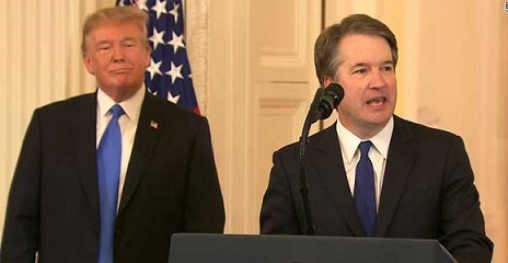 brett-kavanaugh-y-donald-trump