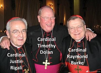 cardenales-rigali-dolan-y-burke