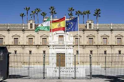 104 - Sevilla - Parlamento de Andalucia