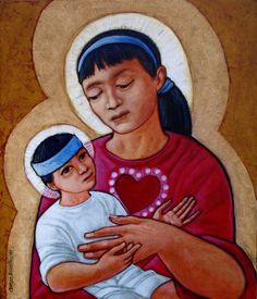 1e7d38b4250ecca9ea85947cb0758f9b--religious-paintings-religious-icons