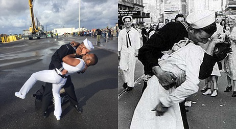 pareja-gay-recrea-beso