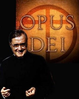 Escrivá y Opus Dei