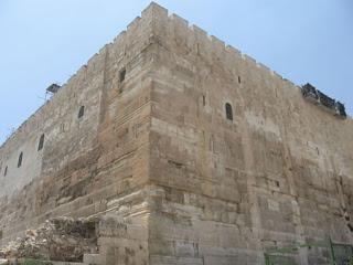 Tentación pináculo del templo