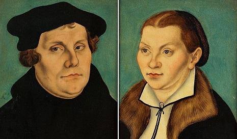 Lutero_y_mujer