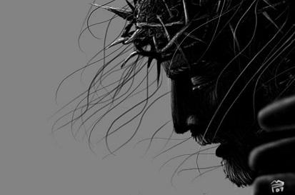 la pasion de jesus