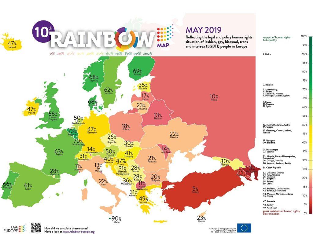 Mapa-Ilga-Europa-2019