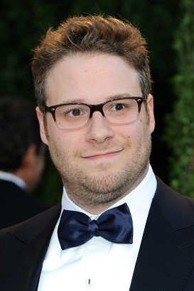 WEST HOLLYWOOD, CA - FEBRUARY 24: Actor Seth Rogen arrives at the 2013 Vanity Fair Oscar Party hosted by Graydon Carter at Sunset Tower on February 24, 2013 in West Hollywood, California. (Photo by Pascal Le Segretain/Getty Images)