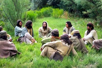 Jesús-y-sus-discípulos-