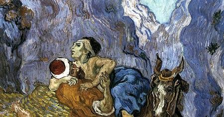 Van Gogh-Buen Samaritano (1890)