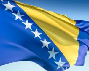 Bosnia-Herzegovina-Flags
