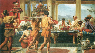 Symposium (The Banquet) anton von werner