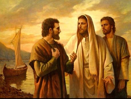 Jesús-y-Pedro
