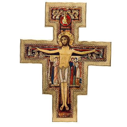 crucifijo-san-damiano-estampa-sobre-madera