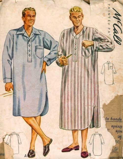 pijamas-vintage-hombre