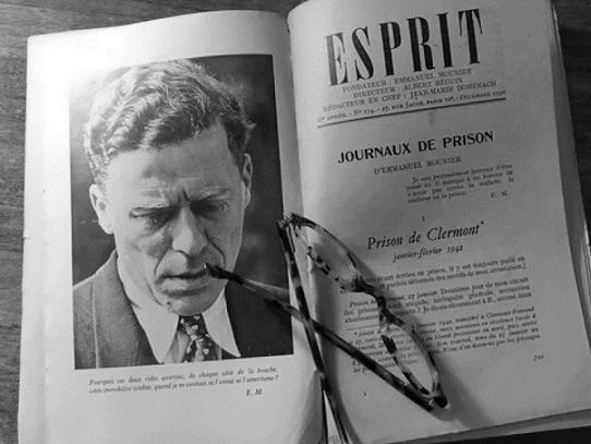 Numero-de-Espirit-dedicado-a-Emmanuel-Mounier-en-1950