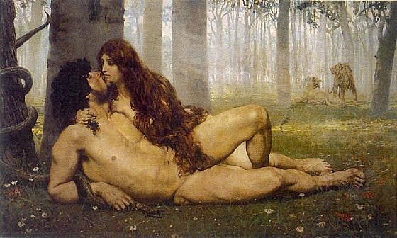 El_primer_beso_Salvador_Viniegra_y_Lasso_de_la_Vega_1891