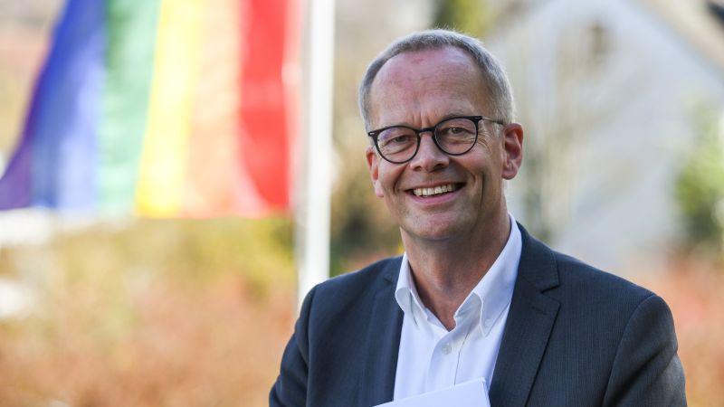 Burkhard Hose, Hochschulpfarrer aus Würzburg, am 27. März 2021 in Bonn.